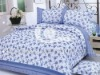 100%cotton printed duvet cover sets