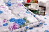 100%cotton printed quilt