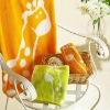 100% cotton printed soft bath towel