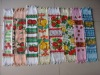 100 cotton printed tea towels