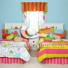 100%cotton printed twin baby bedding
