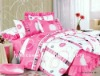 100% cotton printing kids bed cover
