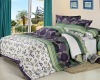100% cotton printing queen/king comforter sets with 4 pcs