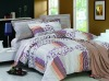 100% cotton reactive bedding set, home textile