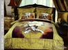 100% cotton reactive printing bed linens