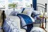 100%cotton reactive printing home bedding set