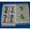100% cotton reactive printing tea towel
