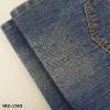100% cotton ring slub denim fabric;cotton denim;jean fabric