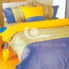 100%cotton rotary printed bedding sets