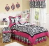 100%cotton sateen kid's printed bedding set