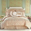 100%cotton satin printed bedding sets