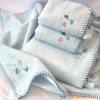 100% cotton set of towels