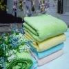 100 cotton terry embroidery face towel
