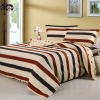 100% cotton twill printed bedding set