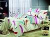 100% cotton twill printing bedding set