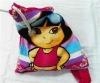 100% cotton velour beach towel bag
