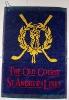 100% cotton velour golf towel