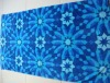 100%cotton velour reactive printed beach towel