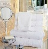 100 cotton white bath towel