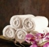 100 cotton white hotel towel