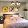 100% cotton white striped duvet cover--hotel bed linen