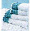 100 cotton white towel