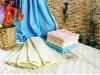 100 cotton yarn dyed bath towel set