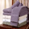 100% cotton yarn dyed jacquard towel fabric