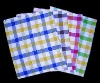 100% cotton yarn-dyed kitchen towel