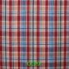 100% cotton yarn dyed shirting fabric