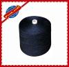 100% dyed polyester virgin single spun yarn