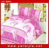 100% elegant 4 pcs bedding set/ Good quality home textile