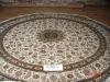 100% handemade silk carpet