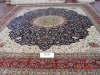 100% handmade top quality silk rug