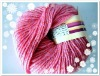100% merino worsted wool yarn