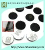 100% nylon Eco-friendly self-adhesive velcro dots