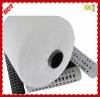 100% optical white poly yarn