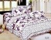 100& polyeseter print  comforter  (cotton&polyester)