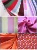 "100%polyester 21*21 108*58 58/60""poplin fabric"