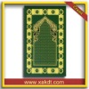 100% polyester Fadeproof Muslim Prayer Mats with Comfortable touch CTH-201