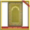 100% polyester Fadeproof Muslim Prayer Rugs with Comfortable touch CTH-203