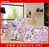 100% polyester beddding set/good quality bedclothes
