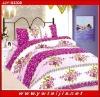100%polyester bedding set bedlinen/ beautiful design bedding set/ good quality bedding set