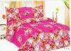 100%polyester bedspread sets