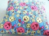 100% polyester canvas cushion cover