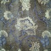 100% polyester chenille  fabric