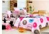 100% polyester  children bedding set
