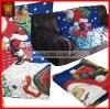 100% polyester christmas blanket