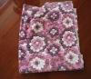 100% polyester coral fleece blankets