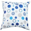 100% polyester cushion pillow